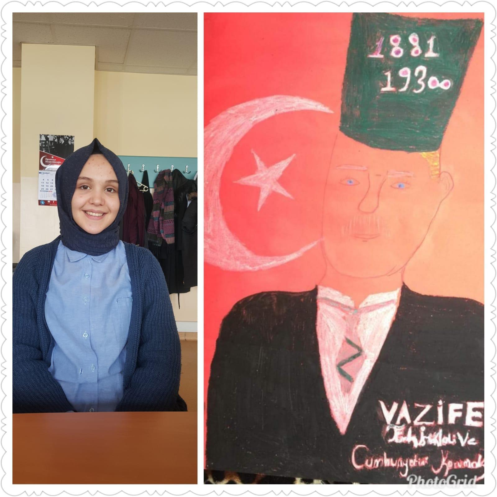 Türkiye Dördüncüsü Alucra Mehmet Akif YBO'dan