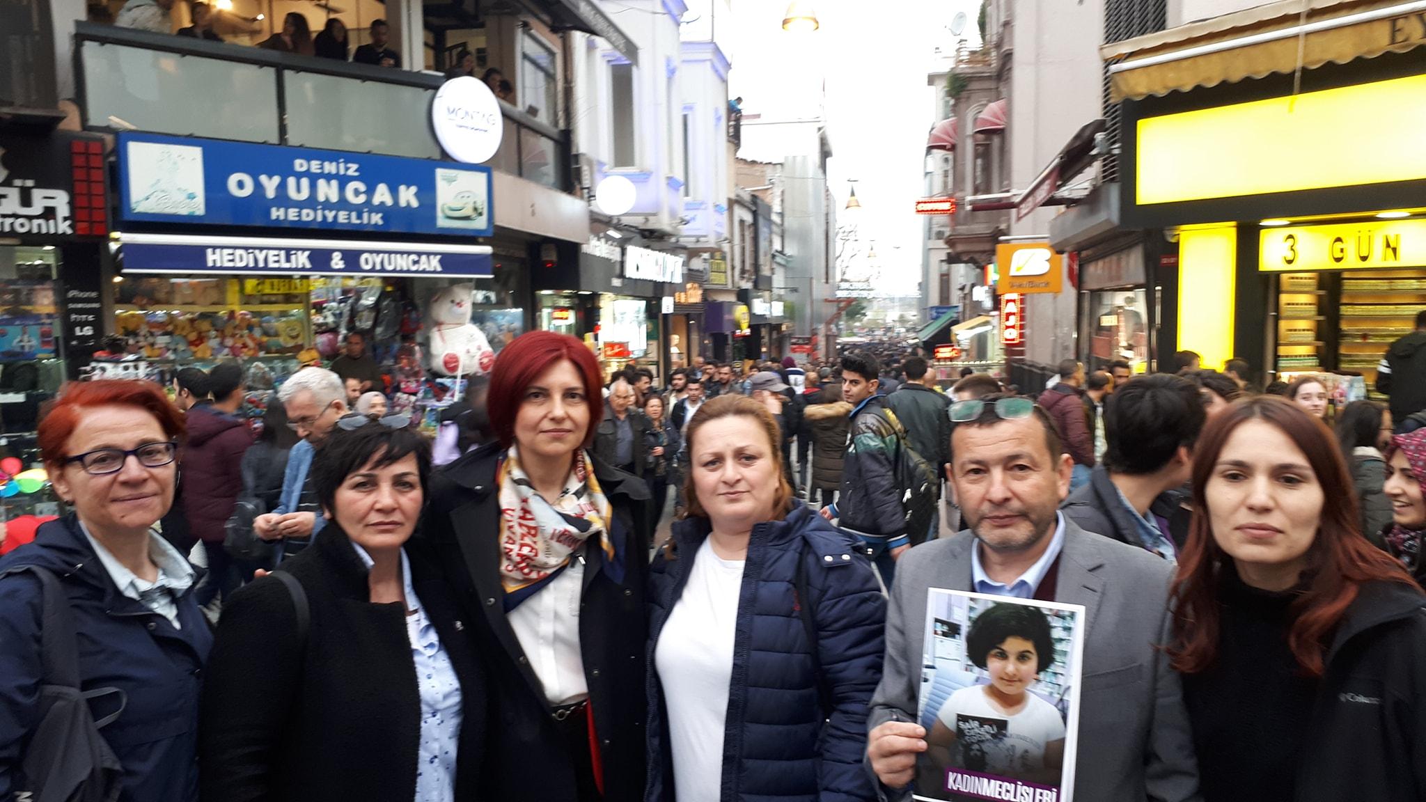 Türkiye Rabia Naz İçin Yürüdü
