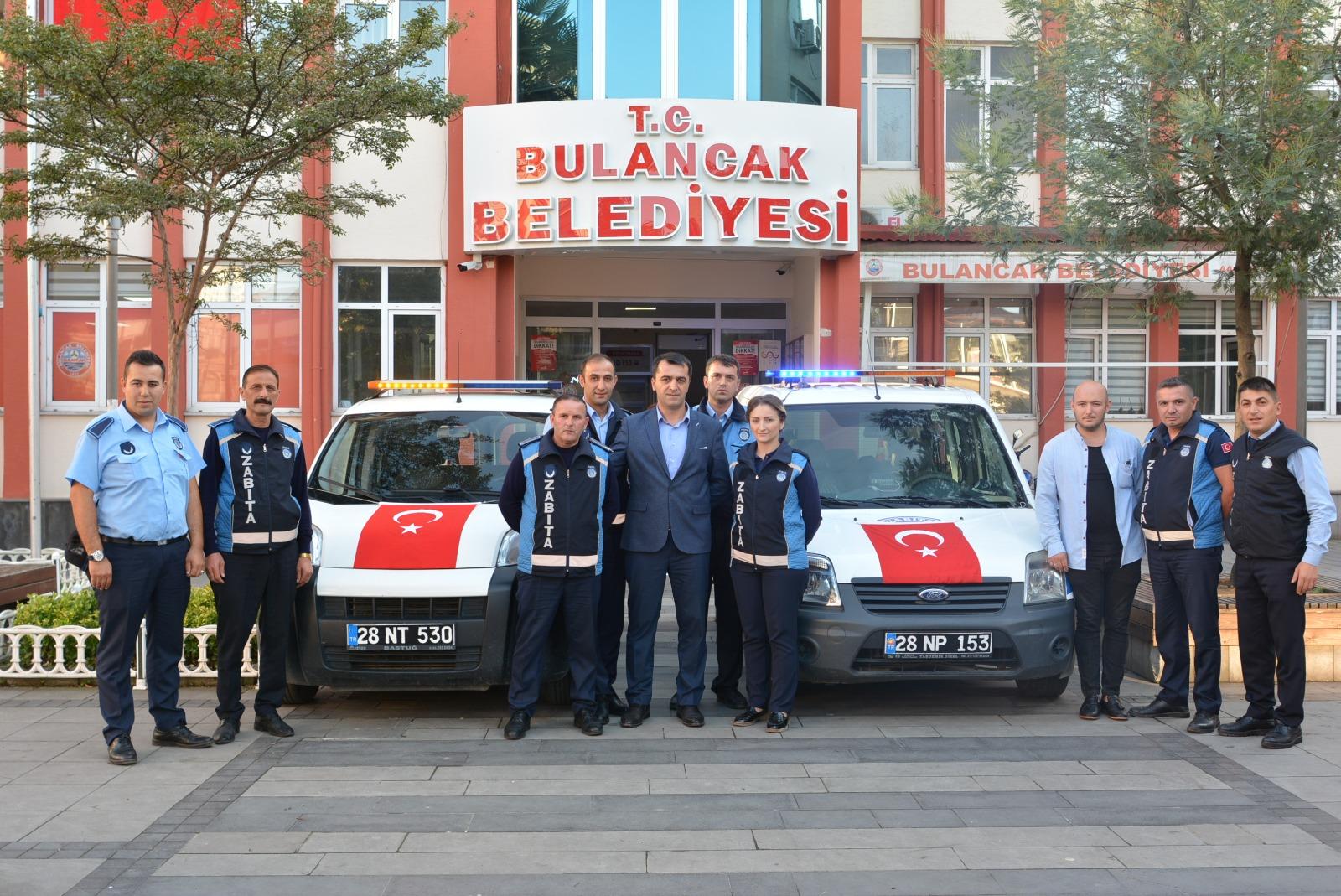 Bulancak Belediyesi'nden Barış Pınarı Harekâtına destek!