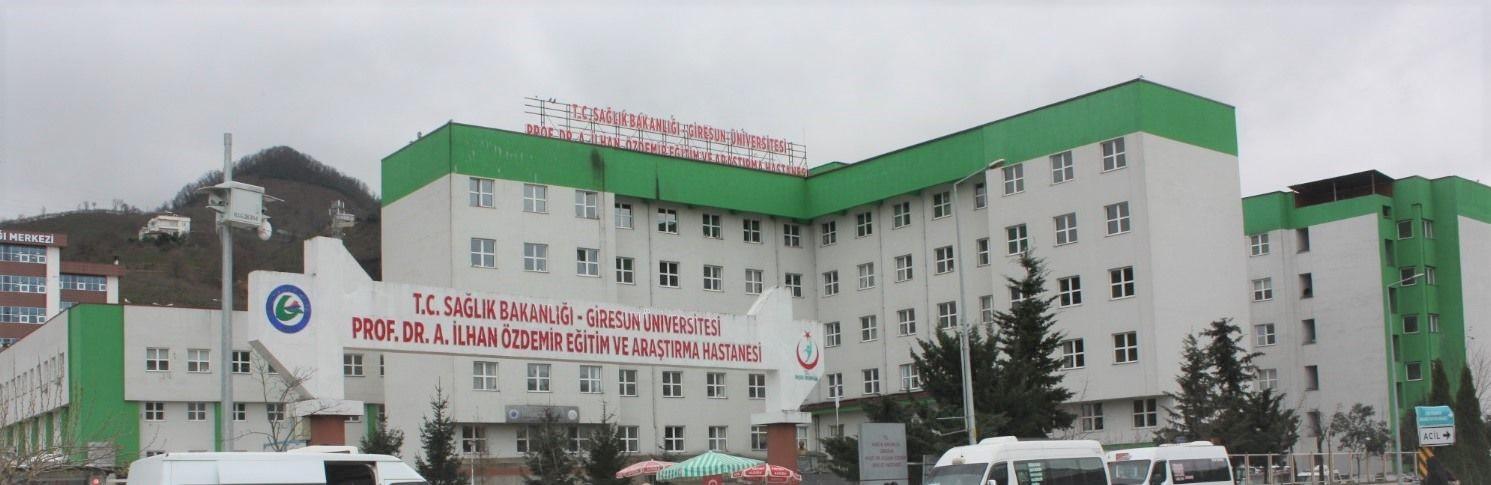 Giresun'da Hastane Krizi Bitti