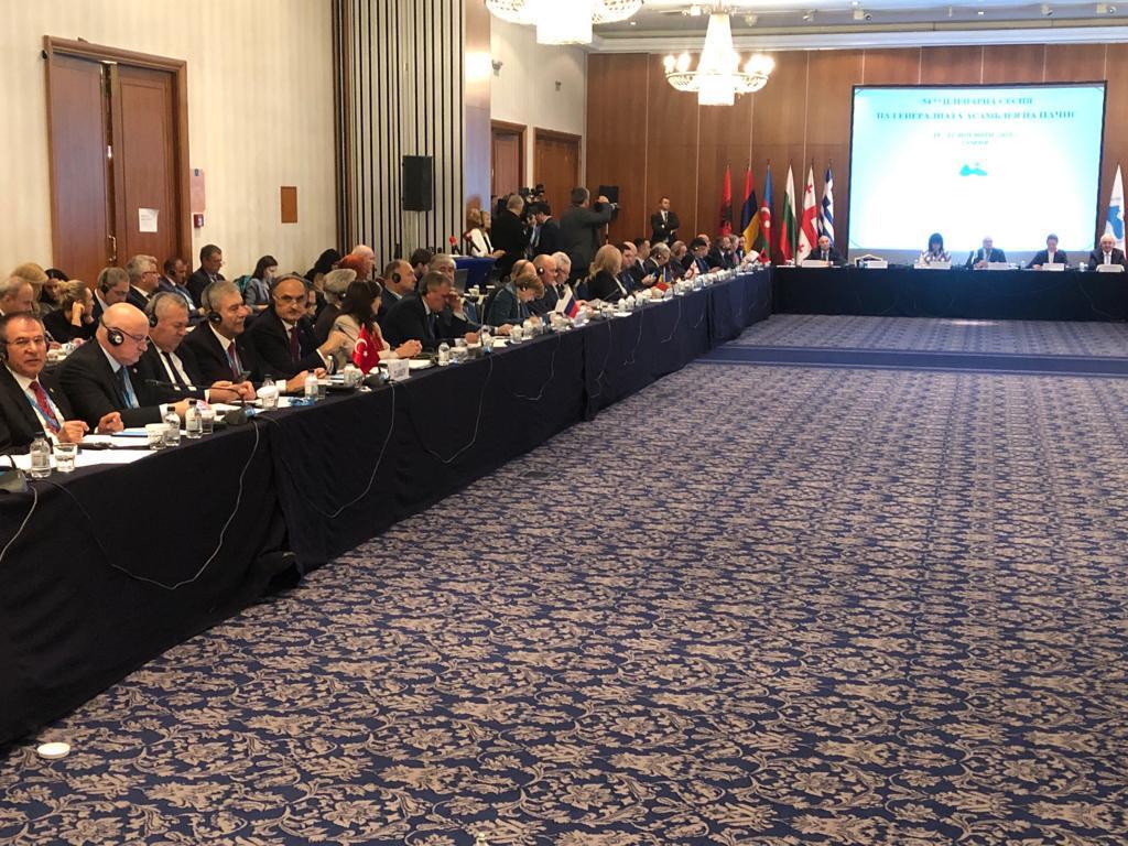 KEİPA Genel Kurulu Bulgaristan Milli Meclisinde