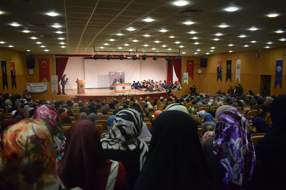 İdeal Ev İdeal Eş konferansı