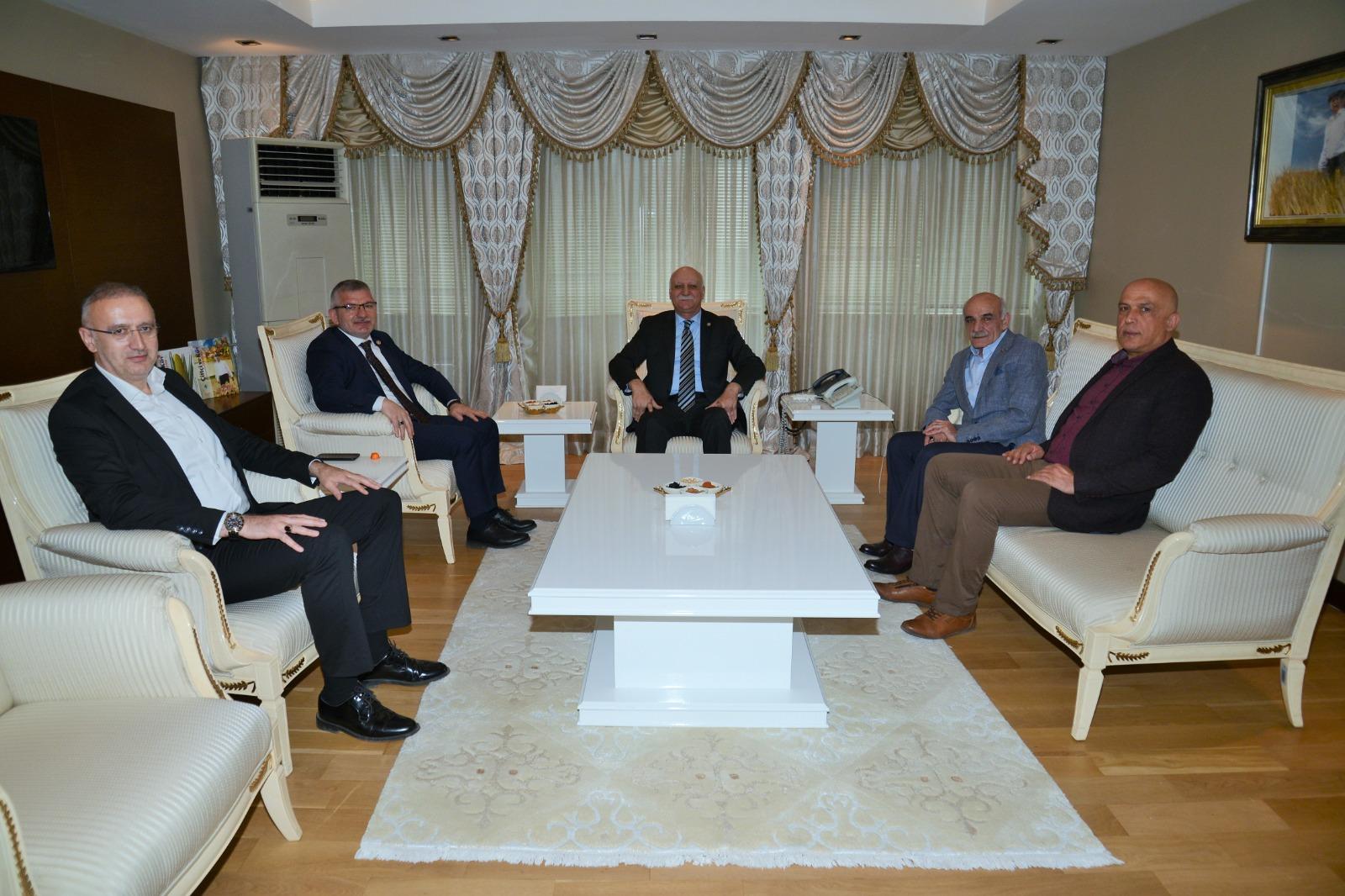 Başkan Yakardan Ankara