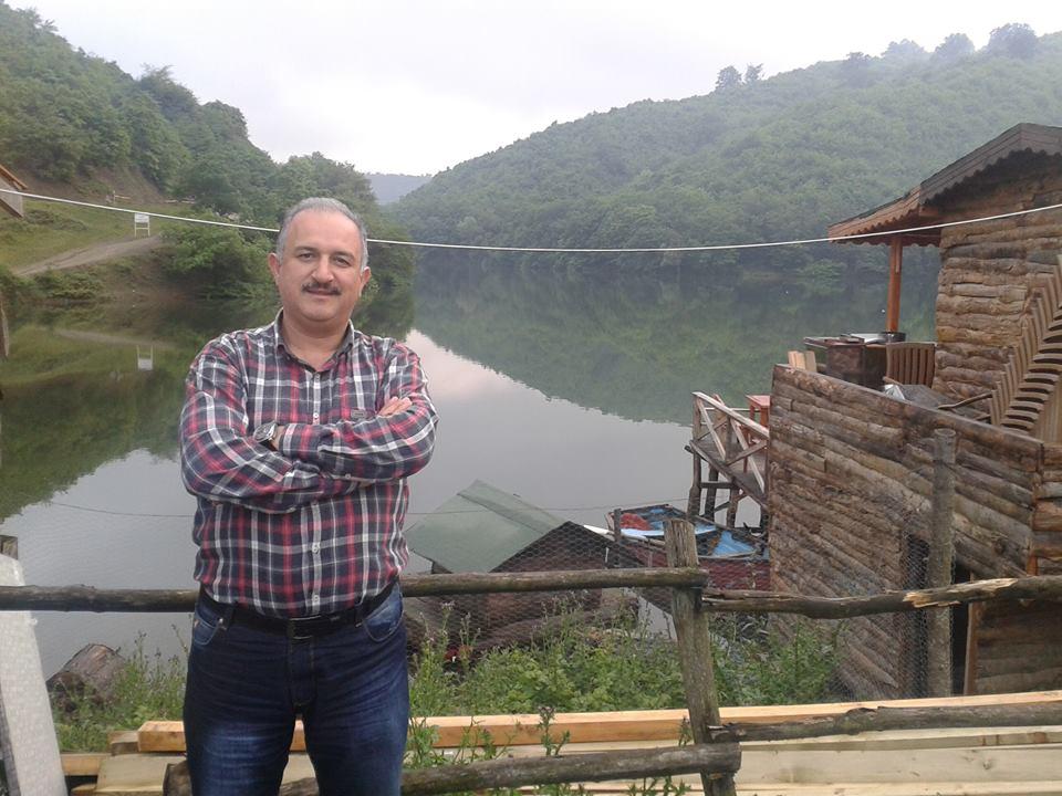 Gazeteci Metin Ruşen Hastalandı