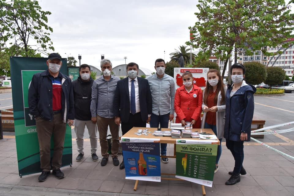 31 Mayıs Dünya Tütüne Hayır Günü