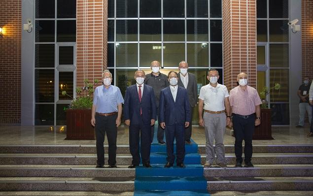 Diyanet İşleri Başkanı Erbaş'tan Üniversitemize Ziyaret