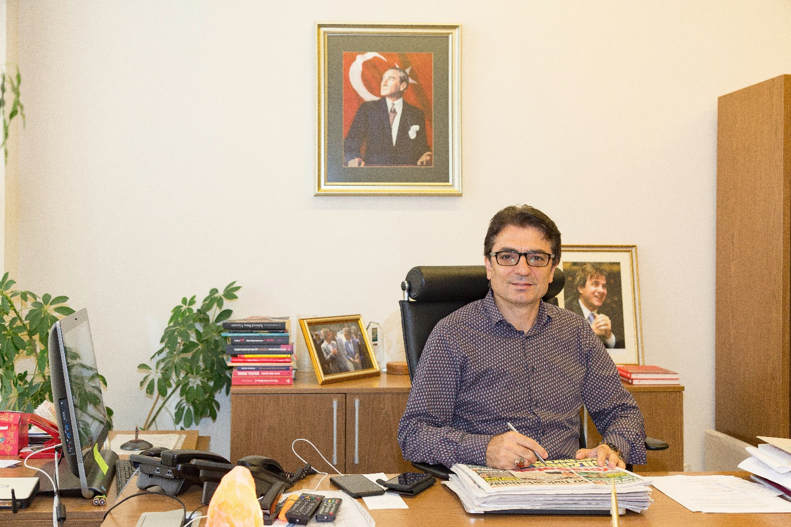 İlhan Çabukol Tuzla Belediyesi Basın Danışmanı
