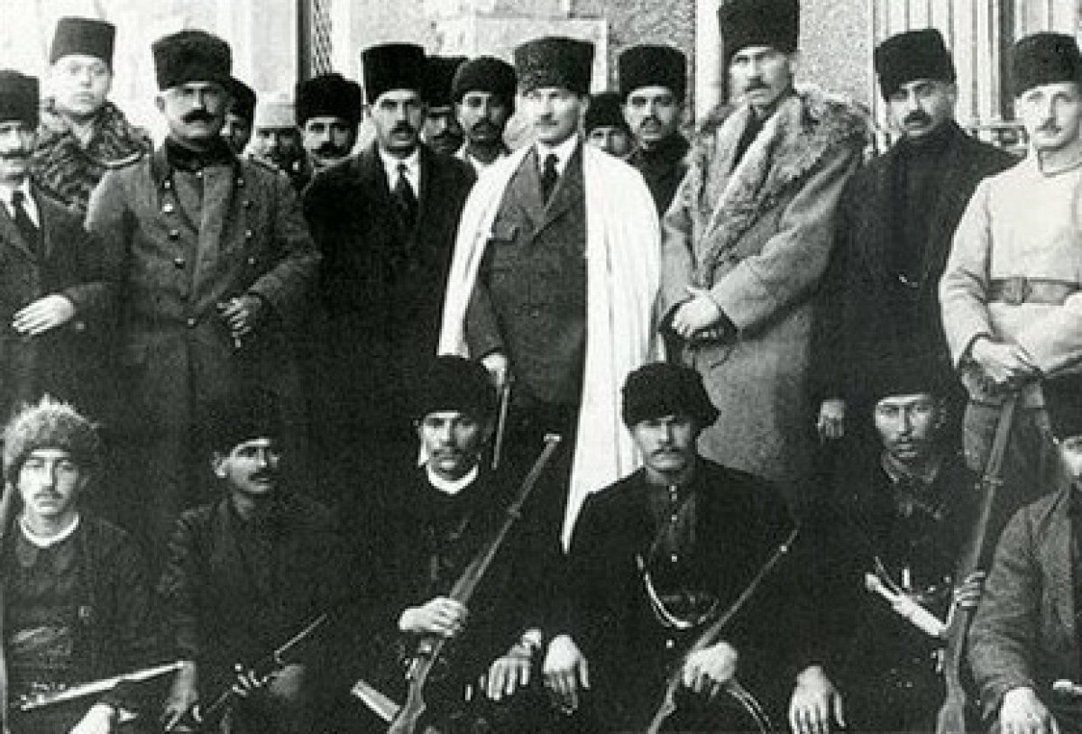 Giresun Alayları, Sakarya Savaşı'na gitmek için 3 ay yürümüş