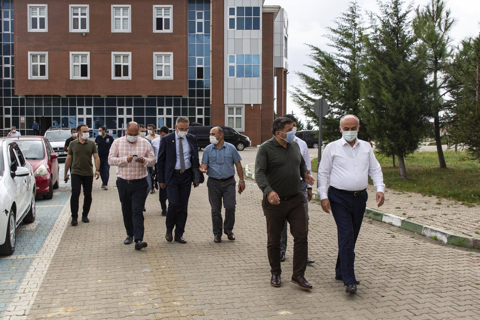 Giresun Teknopark Kurucu Ortaklar Bilgilendirme Toplantısı Yapıldı