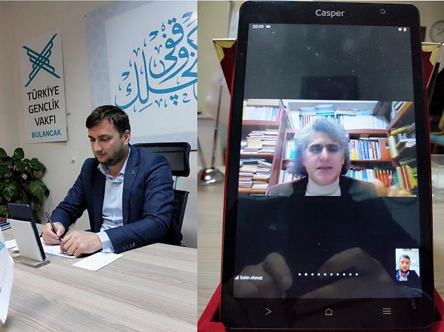 """TÜGVA Bulancak'tan Online """"Karabağ"""""""