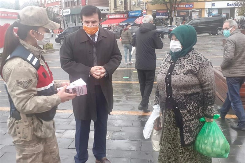 Kadına Şiddete 'Hayır' Dediler