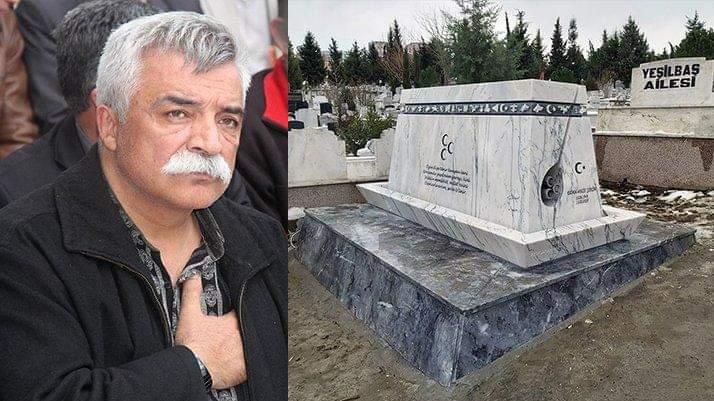 Ozan Arif'e anıt mezar!