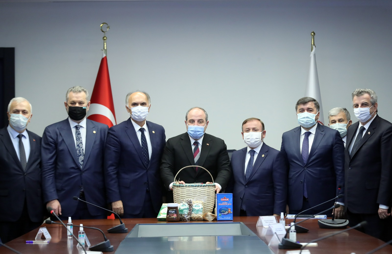 GİRESUN'A 3. ORGANİZE SANAYİ BÖLGESİ