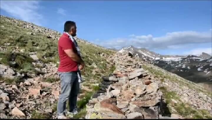Gâvur Dağları Tarih Kitablarına Girecek
