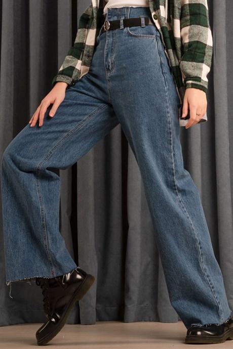Kot Pantolon Bayan Modelleri