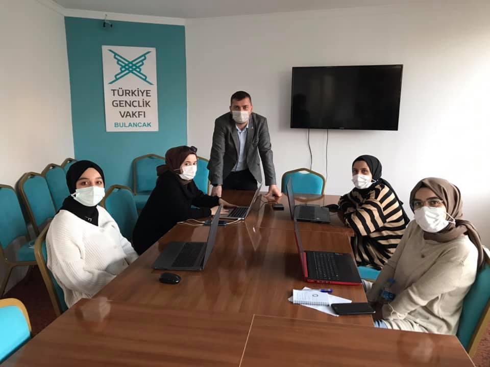 TÜGVA'dan gençliğe yeni yazı alanı 'TB Blog'