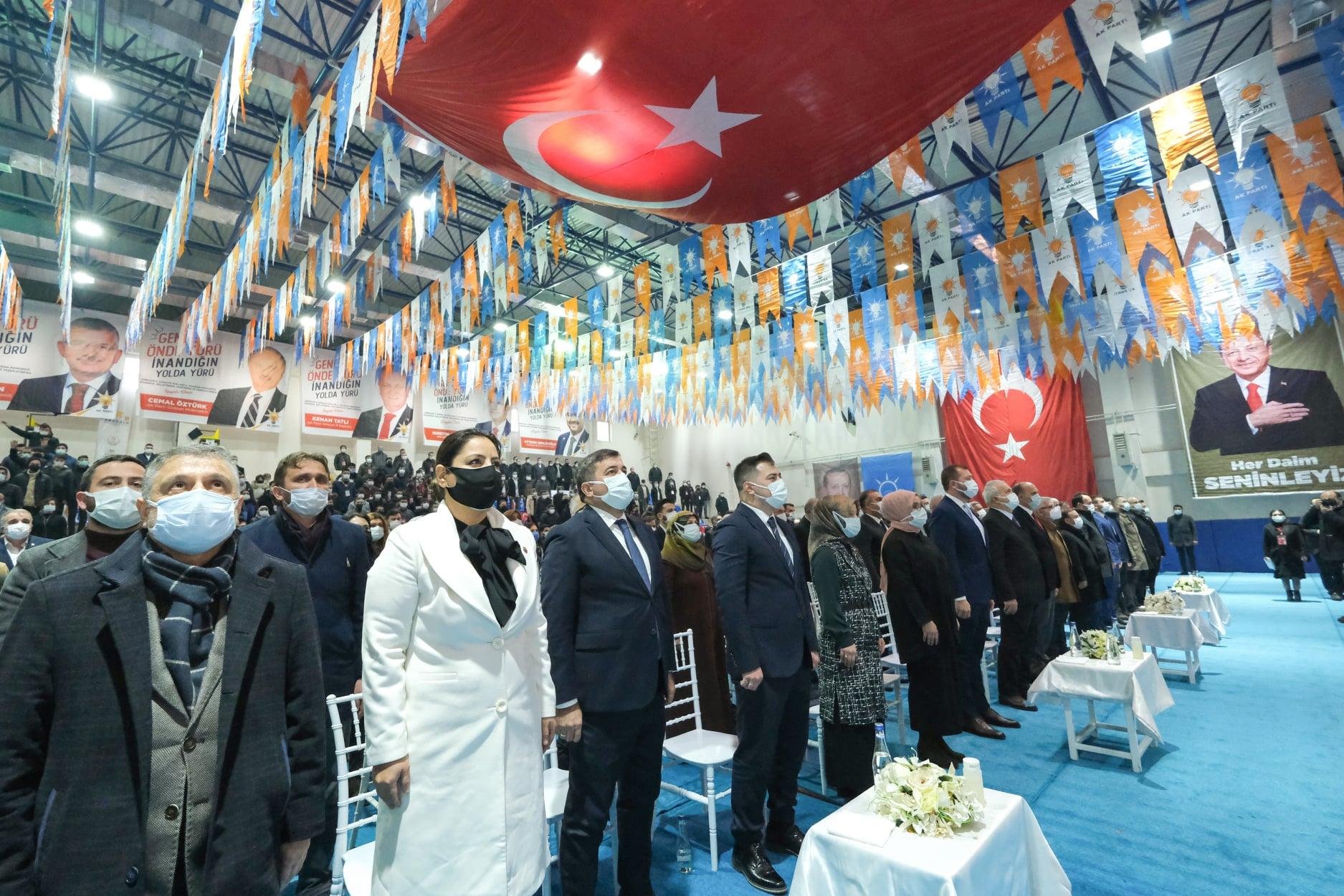AK Parti Giresun İl Gençlik Kolları 6. Olağan Kongresi Yapıldı.