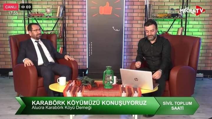 Karabörk Köyü Mecra Tvde İzlenme Rekoru