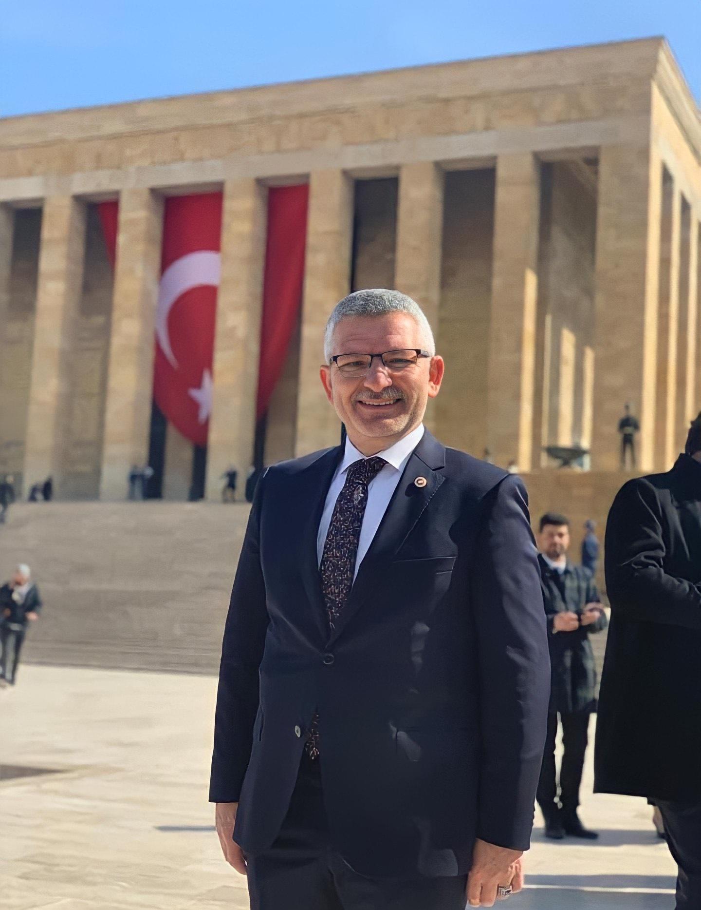 Mv. Av. Aydın'ın 23 Nisan Ulusal Egemenlik ve Çocuk Bayramı mesajı