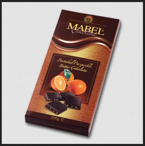 İçi Portakallı Çikolata Fiyatları Sayfamız Mabel Çikolata'da!