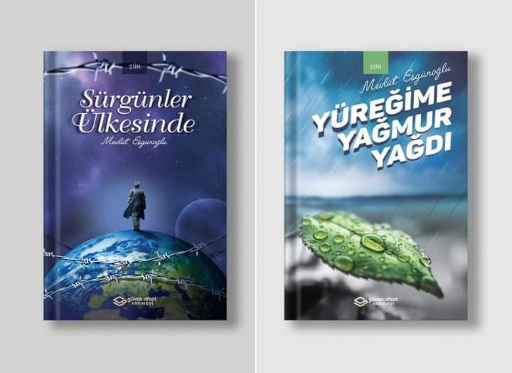 Şair Eşgünoğlu'nun Eserleri Baskıda