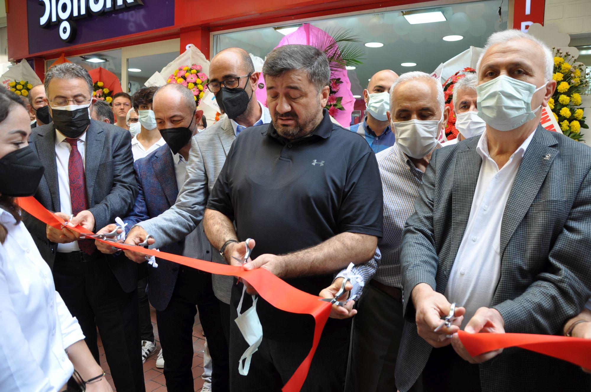 Ariş Pırlanta yeni mağazası ile şimdi de Giresun'da!