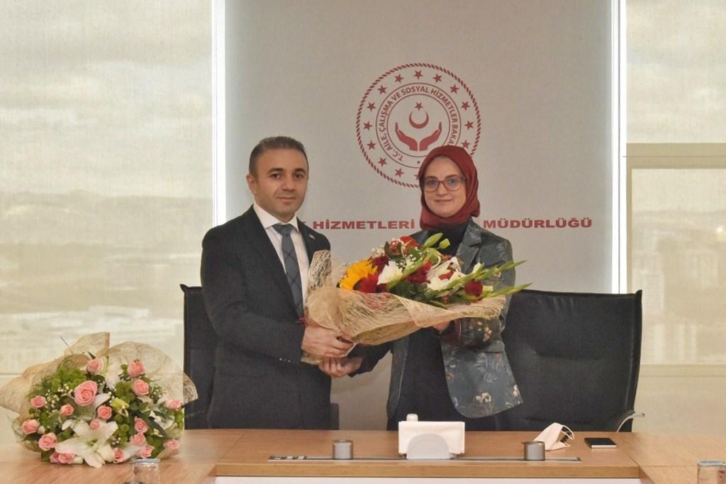Giresunlu Hemşerimiz Dr. Musa Şahin, Genel Müdür