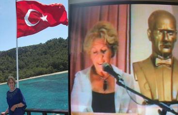 TC Aynur Avcı Yenikapı Ergenekon'da da Yaşatıldı