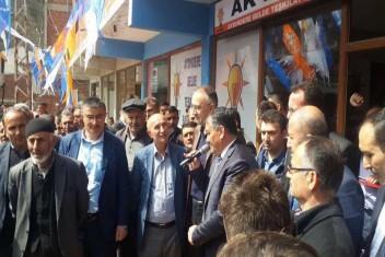 Aydındere AK Parti Belde Teşkilat Binası Açılışı