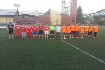 Kuzgun Köyü Futbol Turnuvası