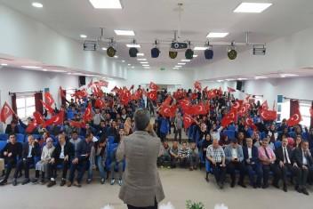 TÜGVA Bulancak'tan gençlere ezgi