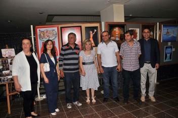 Amasya'da Muhteşem Resim