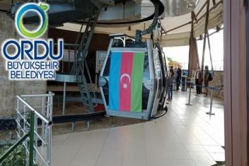 Ordu Belediyesi'nden, Azerbaycan'a