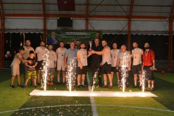 Bulancak Belediyesi Serdar Aydın Halı Saha Futbol Turnuvası Sona