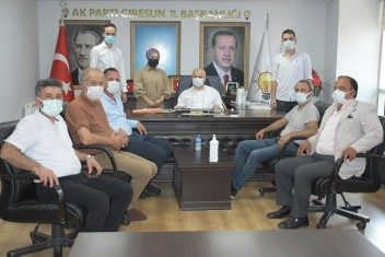 AK Partide 3 Beldeye Başkan