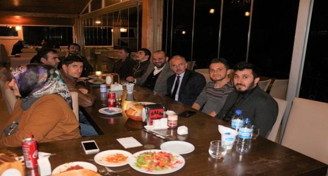 Başkan Karapıçaktan Özel Misafirlere