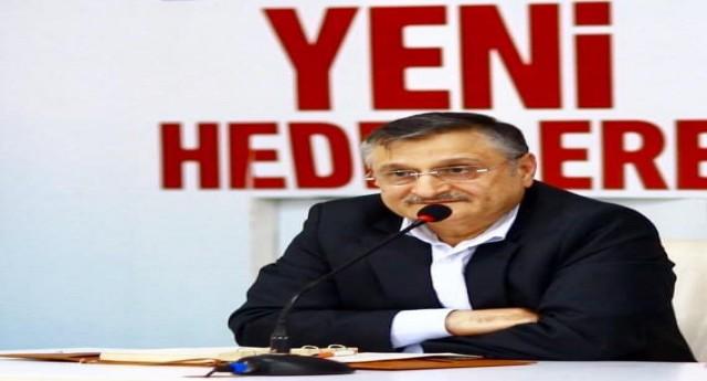 Başer, CHP'li Hakan Türker'e cevap
