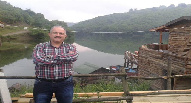 Gazeteci Metin Ruşen