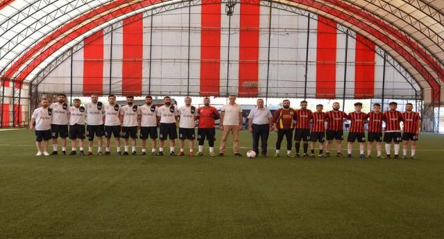 Bulancak Belediyesi Serdar Aydın Futbol Turnuvası devam