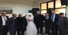 Çoban Düğününde İki Vekil