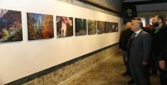 Kuzalan Tabiat Parkı'nda Güz Fotoğraf Sergisi Açıldı
