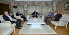 Başkan Yakar'dan Ankara Mesaisi