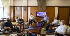 Milletvekili Kadir Aydın Üniversitemizi Ziyaret Etti