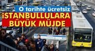 İstanbul'da ulaşıma 'miting'