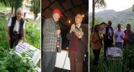 Giresunlu şair Vahit Kaya törenlerle dualarla