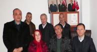 MHPli İlçe Başkanları Doğankentte
