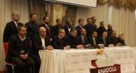 """""""Anadolu Evet Platformu"""" Adına Referandumun Lehine Bir Basın"""