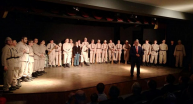 Anadolu İmam Hatip Lisesinin Sergilediği 57. Alay Tiyatro Oyununa