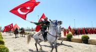 Yenikapı Ergenekon Meydanına Türkiye Sevdası İle