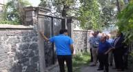 Sabri Öztürk Zeytinlikte Bina Yapımına Belediye İzin